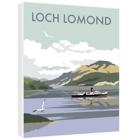 Loch Lomond Canvas