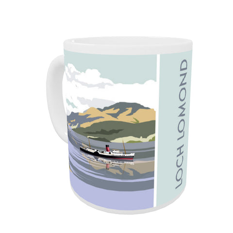 Loch Lomond Coloured Insert Mug