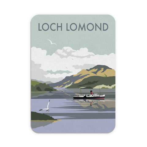 Loch Lomond Mouse Mat