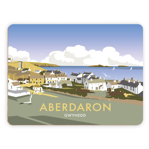 Aberdaron, South Wales Placemat