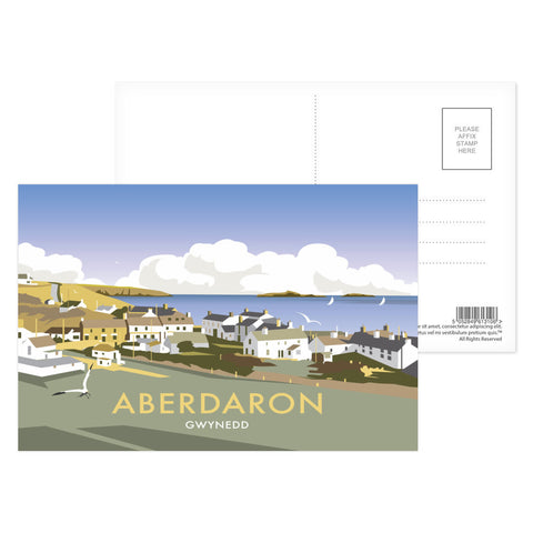 Aberdaron, South Wales Postcard Pack