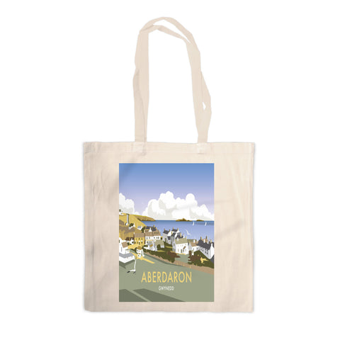 Aberdaron, South Wales Canvas Tote Bag