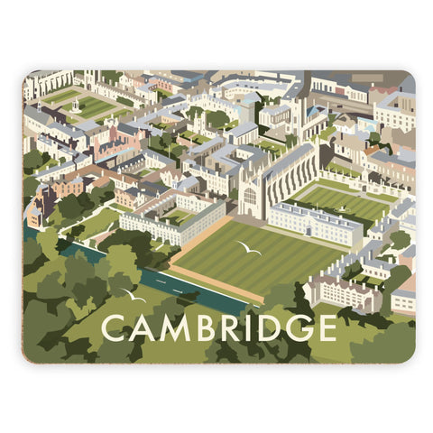 An Aerial View of Cambridge, Cambridgeshire Placemat