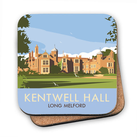 Kentwell Hall, Sudbury MDF Coaster