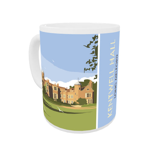 Kentwell Hall, Sudbury Coloured Insert Mug