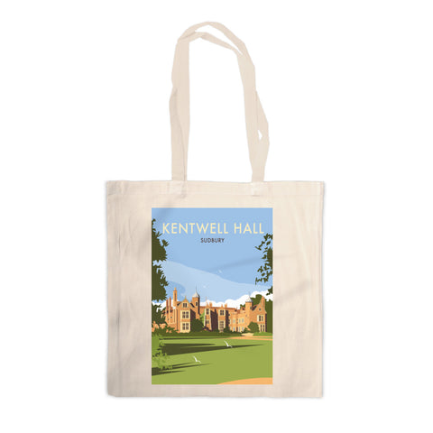Kentwell Hall, Sudbury Canvas Tote Bag
