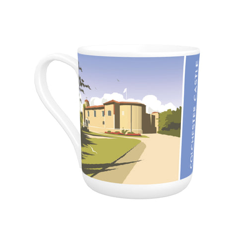 Colchester Castle Bone China Mug