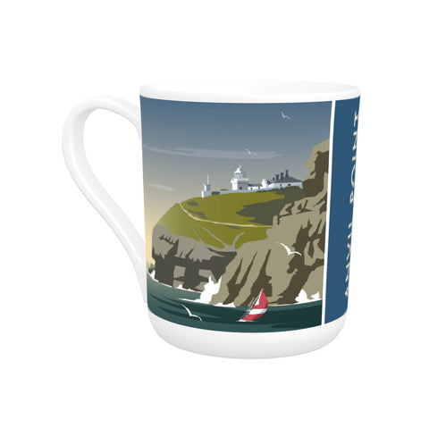 Anvil Point Bone China Mug