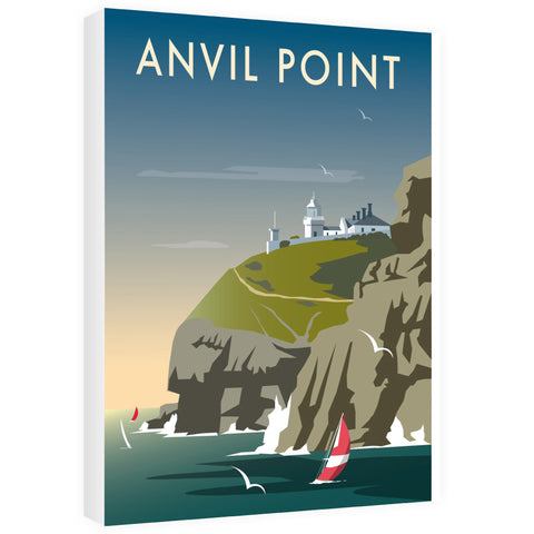 Anvil Point Canvas