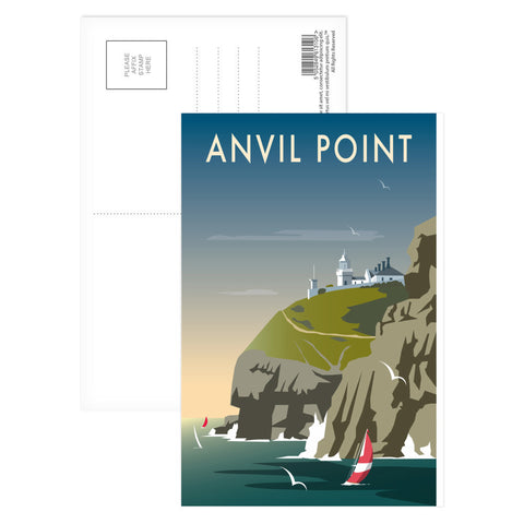 Anvil Point Postcard Pack
