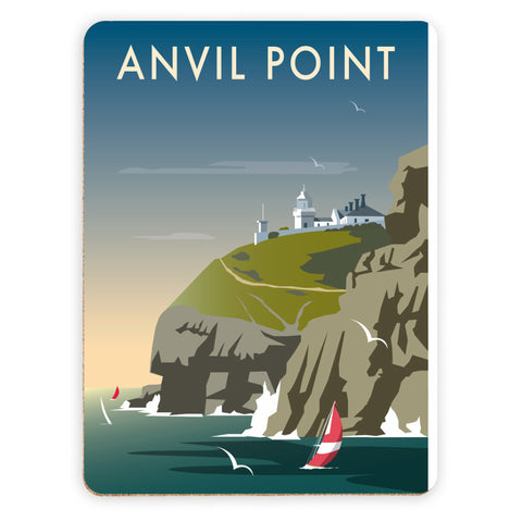 Anvil Point Placemat