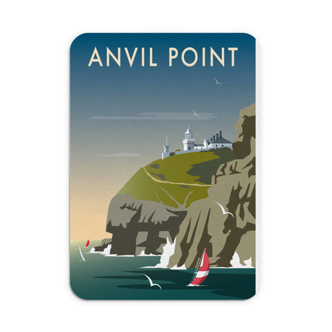 Anvil Point Mouse Mat