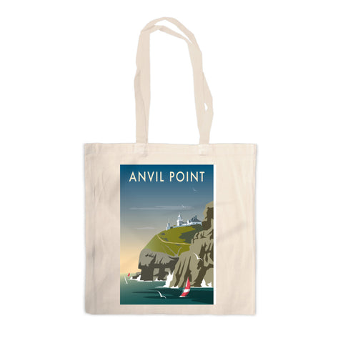 Anvil Point Canvas Tote Bag