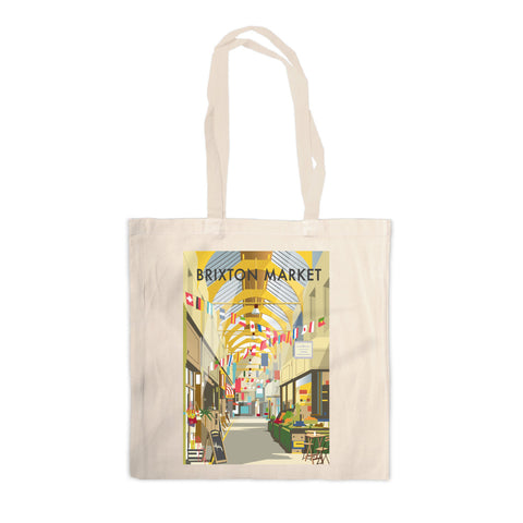 Brixton Market Canvas Tote Bag