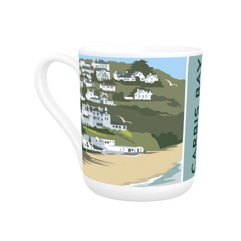 Carbis Bay, Cornwall Bone China Mug