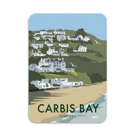 Carbis Bay, Cornwall Mouse Mat