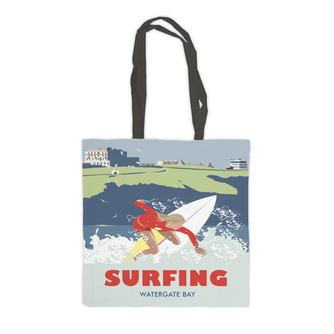 Watergate Bay, Cornwall Premium Tote Bag