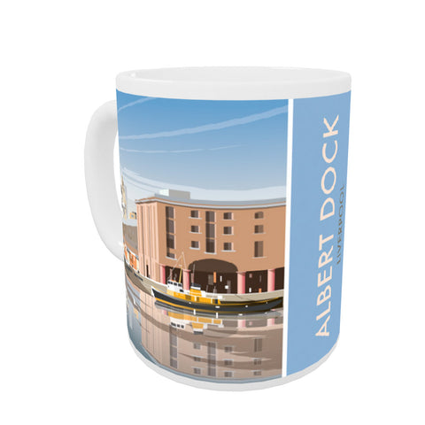 Albert Dock, Liverpool Mug