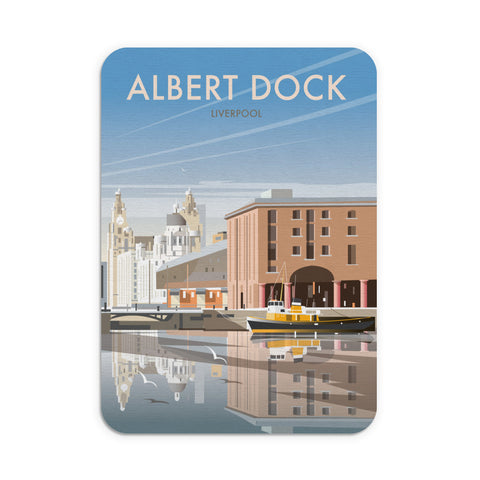Albert Dock, Liverpool Mouse Mat