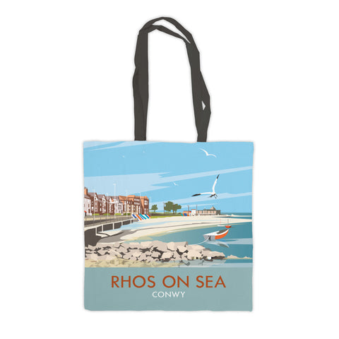 Rhos on Sea, Wales Premium Tote Bag