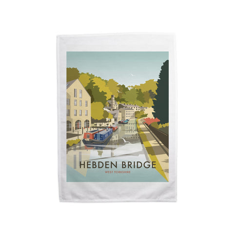 Hebden Bridge Tea Towel