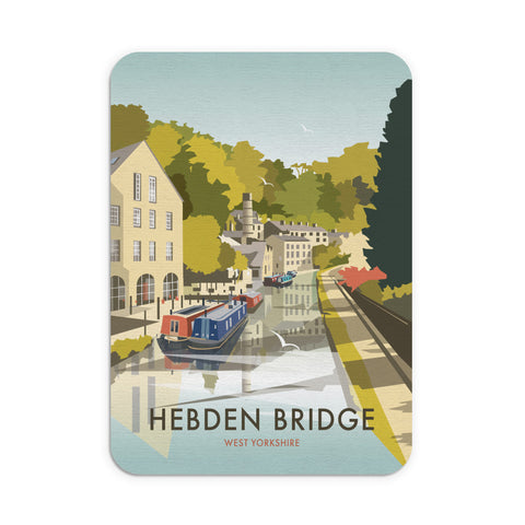 Hebden Bridge Mouse Mat