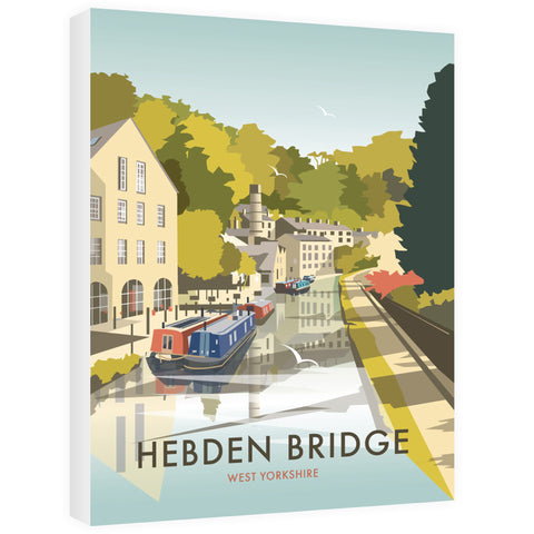 Hebden Bridge Canvas