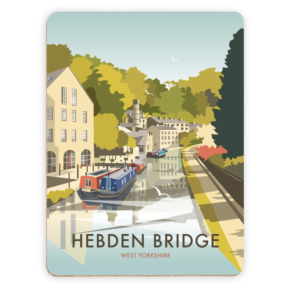 Hebden Bridge Placemat