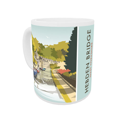 Hebden Bridge Coloured Insert Mug