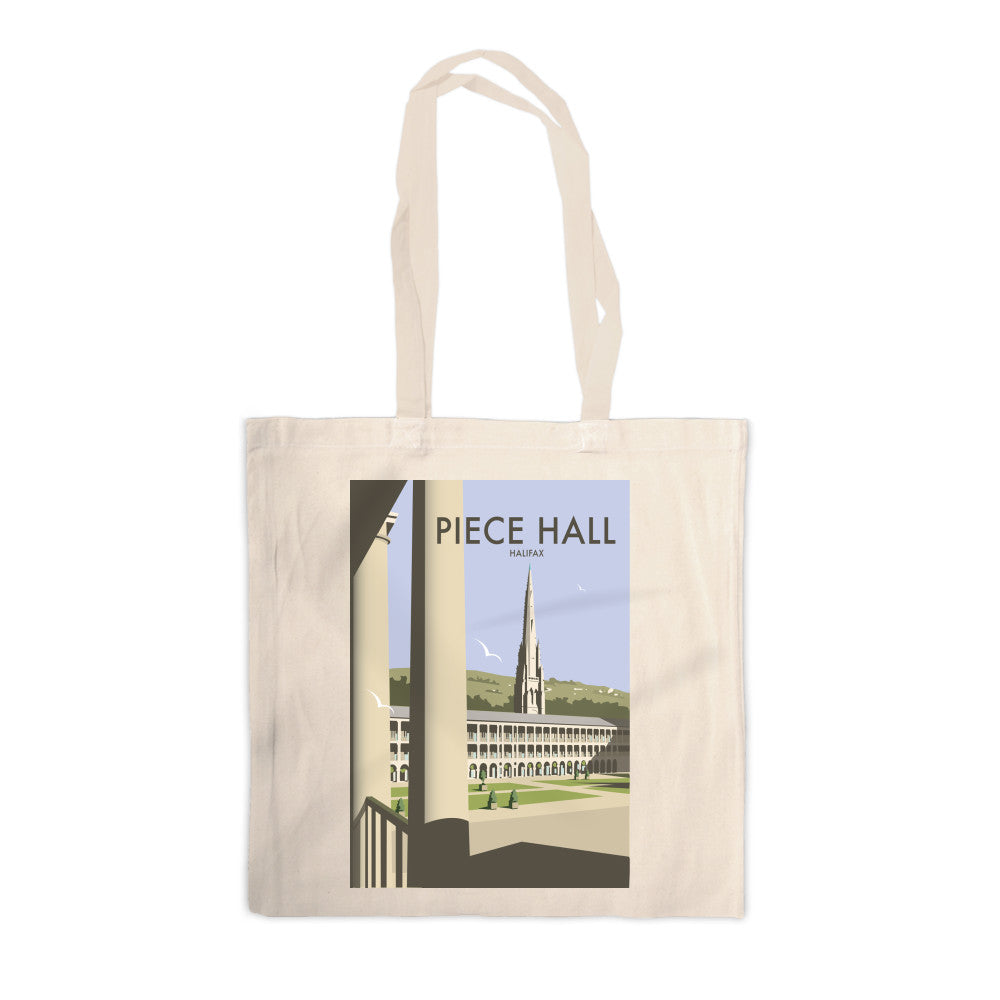 The Piece Hall, Halifax Canvas Tote Bag