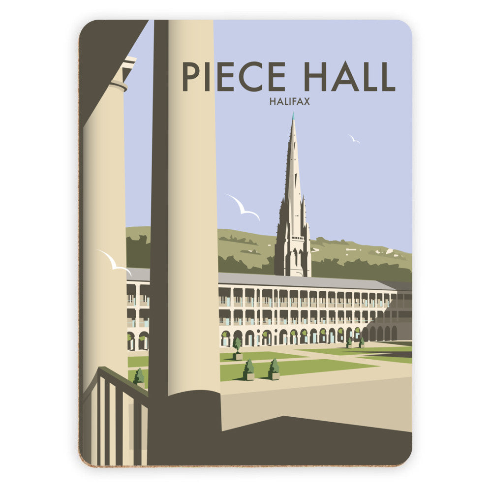 The Piece Hall, Halifax Placemat