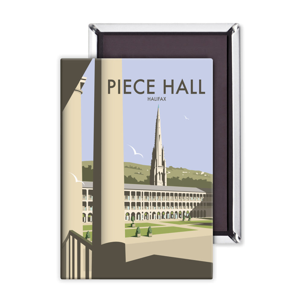 The Piece Hall, Halifax Magnet