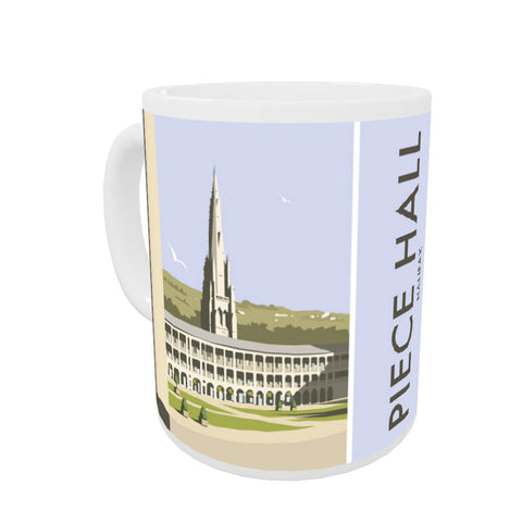 The Piece Hall, Halifax Coloured Insert Mug