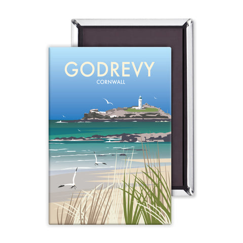 Godrevy, Cornwall Magnet
