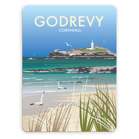Godrevy, Cornwall Placemat