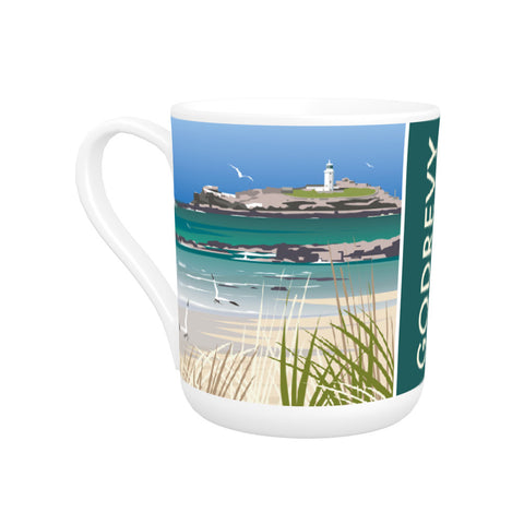 Godrevy, Cornwall Bone China Mug