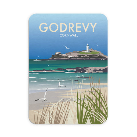 Godrevy, Cornwall Mouse Mat
