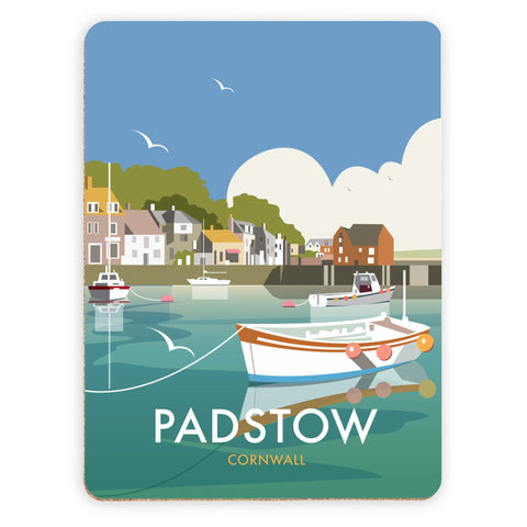 Padstow, Cornwall Placemat