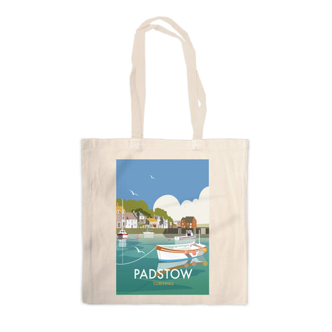 Padstow, Cornwall Canvas Tote Bag