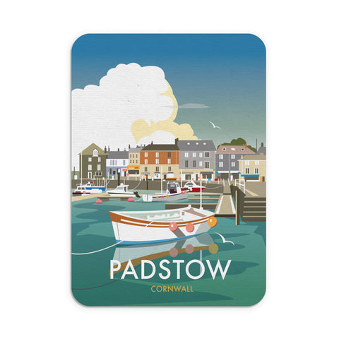 Padstow, Cornwall Mouse Mat