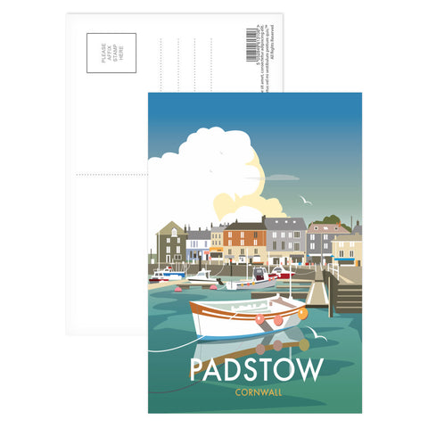 Padstow, Cornwall Postcard Pack