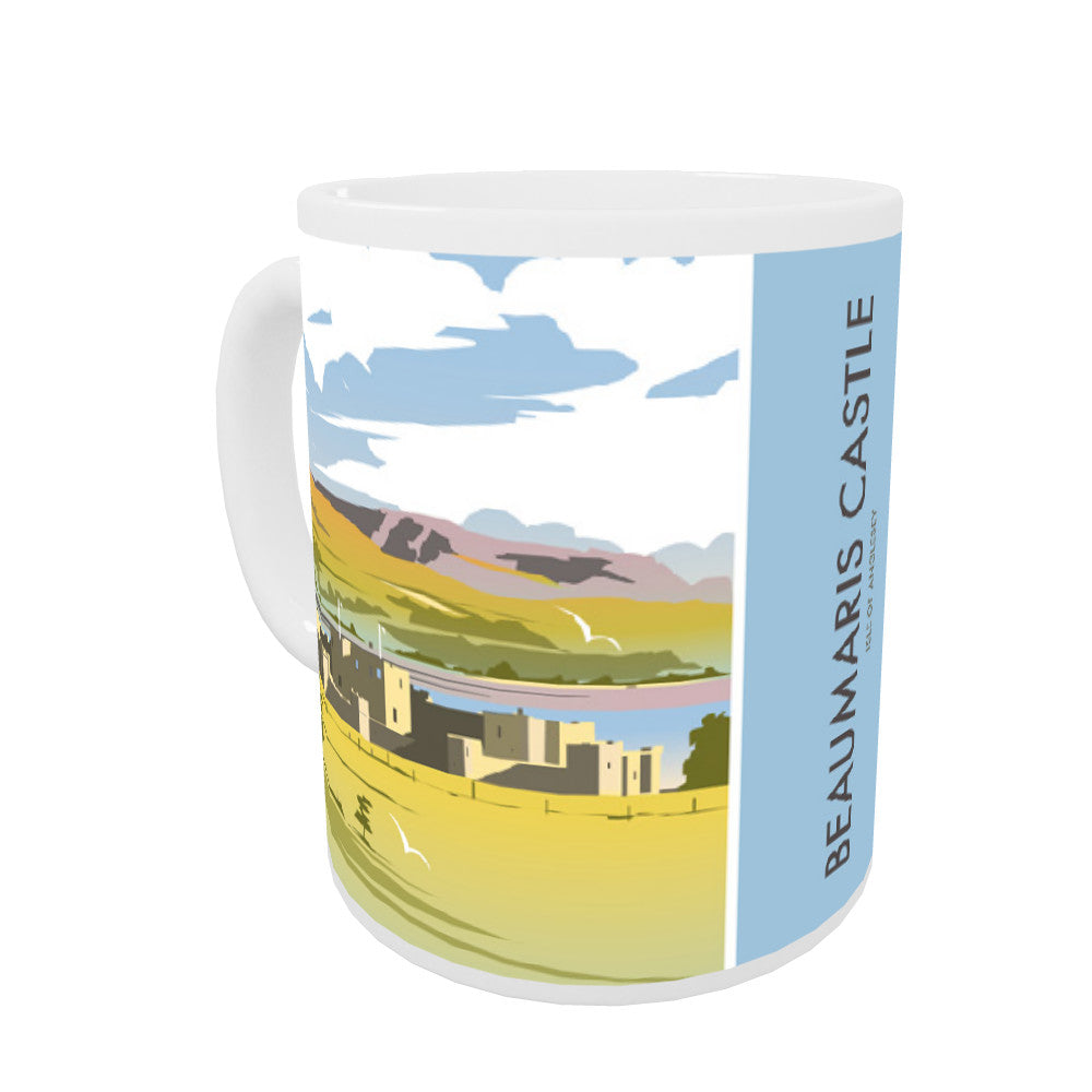 Beaumaris Castle Mug