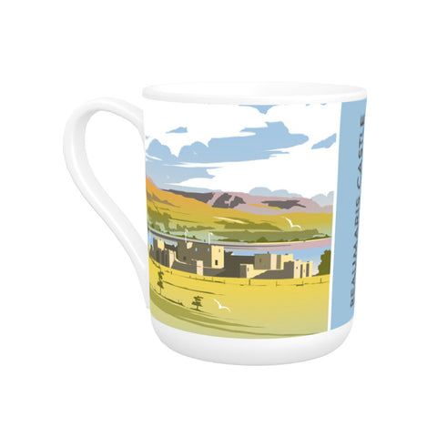 Beaumaris Castle Bone China Mug