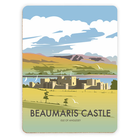 Beaumaris Castle Placemat