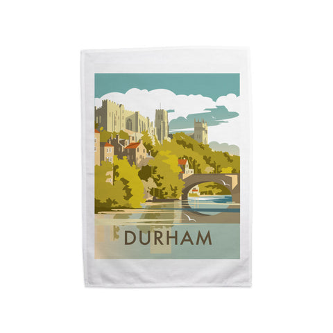 Durham Tea Towel