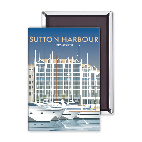 Sutton Harbour, Plymouth Magnet