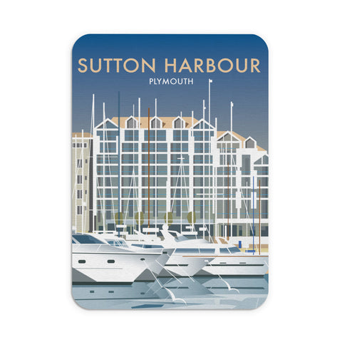 Sutton Harbour, Plymouth Mouse Mat