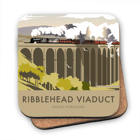 Ribblehead Viaduct, North Yorkshire MDF Coaster