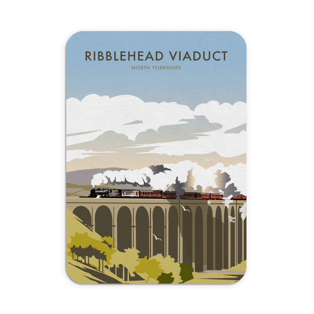 Ribblehead Viaduct, North Yorkshire Mouse Mat