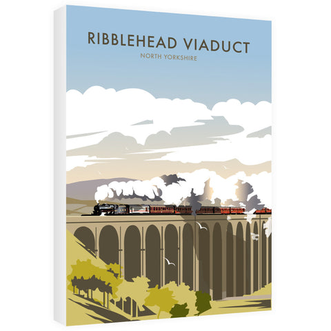 Ribblehead Viaduct, North Yorkshire Canvas